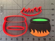 Halloween - Cauldron Cookie Cutter Set