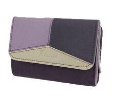 Womens Multi Color Faux Leather Purse Handbag Wallet Card Holder Slim Ladies Bag