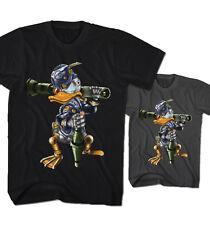 Herren T-Shirt Killer Ente Onkel Donald Spiel Horror Film Neu S-5XL DD23916