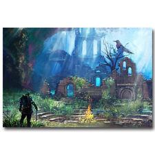 Dark Souls 3 III Game Silk Poster 13x20 24x36 inch 004
