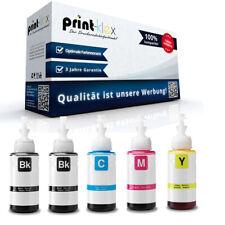 5x Kompatible Druckerpatronen für Epson EcoTank ET-2500 Ersatz-Drucker Pro Serie