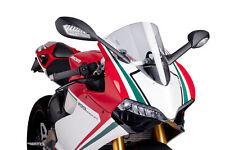 5990 PUIG Cupula pantalla Racing doble burbuja DUCATI 1199 PANIGALE (2012-2014)