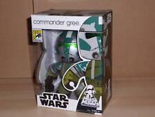 Star Wars Mighty Muggs Commander Gree Comic Con 2008