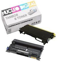 Tambor Toner genérico negro compatible impresoras con Brother con DR2000 TN2000