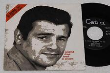 """ENDRIGO:7""""-IL TRENO CHE..DAL SUD-1°STAMPA 1967 TOP EX++"""