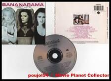 "BANANARAMA ""Pop Life"" (CD) 1991"
