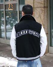 Blood Sport Veste Collège noir / BLANC NEW STYLE ATTENTION ii. au choix
