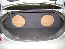 "2010 & 2011 Chevy CAMARO 2-12"" Custom SUB BOX Subwoofer Enclosure by ZEnclosures"
