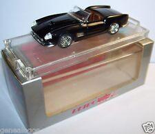 VITESSE FERRARI 250 SPYDER CALIFORNIA 1960 OPEN CABRIOLET NOIRE REF 140 1/43 BOX