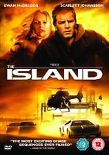 The Island DVD Steve Buscemi, Sean Bean, Scarlett Johansson, Djimon Hounsou