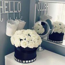 Artificial Pe Foam Rose Flowers Bouquet for Bride Weddining Decor 25 Heads 8Cm