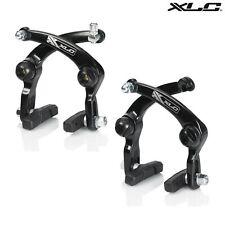 XLC BMX U-Brake Freestyle BMX Felgenbremse vorne/hinten/Set Schwarz