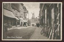 Kent CRANBROOK Village Stone St 1929 PPC