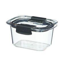 Sistema Brilliance™  Clip Lid Rectangular Food Storage Container Box ~ 3 Sizes
