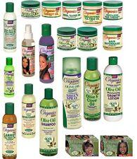 orgánicos ACEITE DE OLIVA ÁFRICA MEJOR Afro Cuidado Cabello Productos