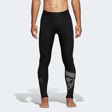 Adidas Tights Man Sport Alphaskin Spr Lt Bos Tihht Long Black DU0915