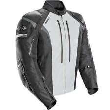 Joe Rocket Atomic 5.0 Textile Motorcycle Jacket Black/Grey Mens All Sizes