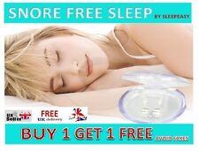 Snore Relief Stop Snoring Anti Snore Device Silicone Sleep Apnea Aid Sleeping