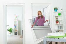 Moustiquaire fenêtre alurahmen Master Slim couper à Complètement monté