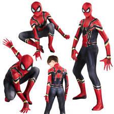 Iron Spider Man / Deadpool / Avengers Costumes Superhero Bodysuit Kids Jumpsuits