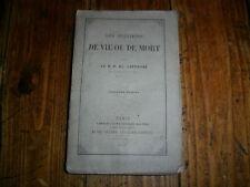LES QUESTIONS DE VIE OU DE MORT - 1875
