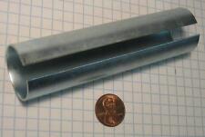 "Econoco #Ry/Sp 1-1/4"" x 14-Gauge Round Tubing Splicer, 4-1/8"" Long, Steel"