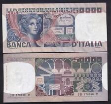 ITALIA - ITALY 50.000 Lire Volto di Donna 1980 FDS (UNC)