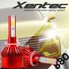 880 881 H27 883 889 899 388W 38800Lm Led Fog Lights Lamp Co 00004000 nversion Kit 6000K(Fits: Neon)