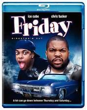 FRIDAY Blu-Ray NEW Director's Cut - Ice Cube, Chris Tucker 1995