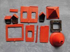 Playmobil - DACHTEILE einzelnd / verschiedene -Ritterburg 3666 / 3667 / 3665