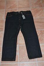 Herren Jeans 5-Pocket-Jeans black oder blue Kurz-Gr. 30-33  - NEU