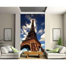 Sticker trompe l'oeil géant Paris Tour Eiffel 151