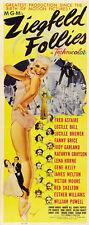 Ziegfeld follies Fred Astaire #2 movie poster