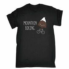 Ciclismo de montaña nieve rematado Camiseta de montaña bicicleta de ciclismo Divertido Regalo De Cumpleaños