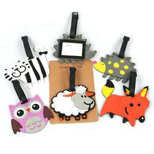 Luggage Tag - Cute Animal Design