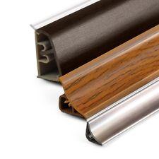 Wandabschlussleisten 13,4mm 23mm 37mm bis 3 Meter Winkelprofil Leisten