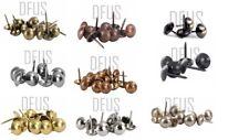 Heico 1660 Clavos Decorativos Tapicería espárragos 10.5mm Gama cabeza * Todos los Acabados