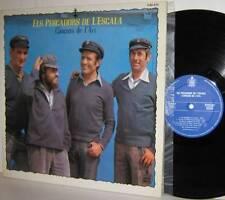 ELS PESCADORS DE L'ESCALA LP Cancons de l'Avi  Ex / Ex