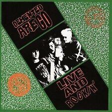 Demented Are Go - Live & Rockin' Vol. 1 CD new U.K.