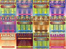 12 COUNTRY GIRLS KARAOKE CD+G CD LOT Sara Evans,Shania+
