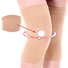 Quality Elastic Compression Knee Support Sleeve Brace Patella Injury Arthritis