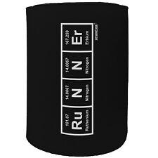 Stubby Holder - Runner Element Fitness Run - Funny Novelty Birthday Gift Joke