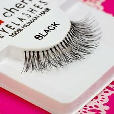 Lashes Handmade 100% False Eyelashes Makeup Eye Red SALE Cherry 2019 O1U5