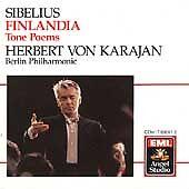 Sibelius: Finlandia / En Saga / Tapiola / Swan of Tuonela