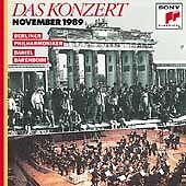 Das Konzert - November 1989 / Barenboim, Berlin PO by Daniel Barenboim (CD, Apr-