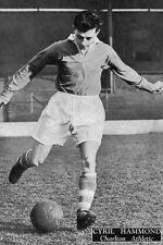 Football photo > Cyril Hammond Charlton Athletic 1950 S