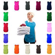 TABLIER Tabard TABBARD avec pocket work wear restauration globale nettoyage 18 couleurs