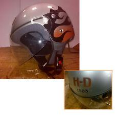 97306-08V Casco half helmet Harley Davidson vintage AGV Bonfire A5047 DOT
