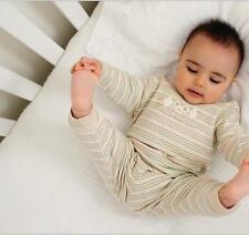 2pc set Australian Designer BUBBI JOEY Certified Organic Baby Pyjamas PJ 3 Sizes