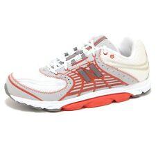 6754O scarpa uomo NEW BALANCE ACHIEVE bianco/grigio/rosso sneaker shoe men
